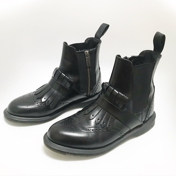 Authentisch Neueste Fashion Ankle Boot Echtes Leder +